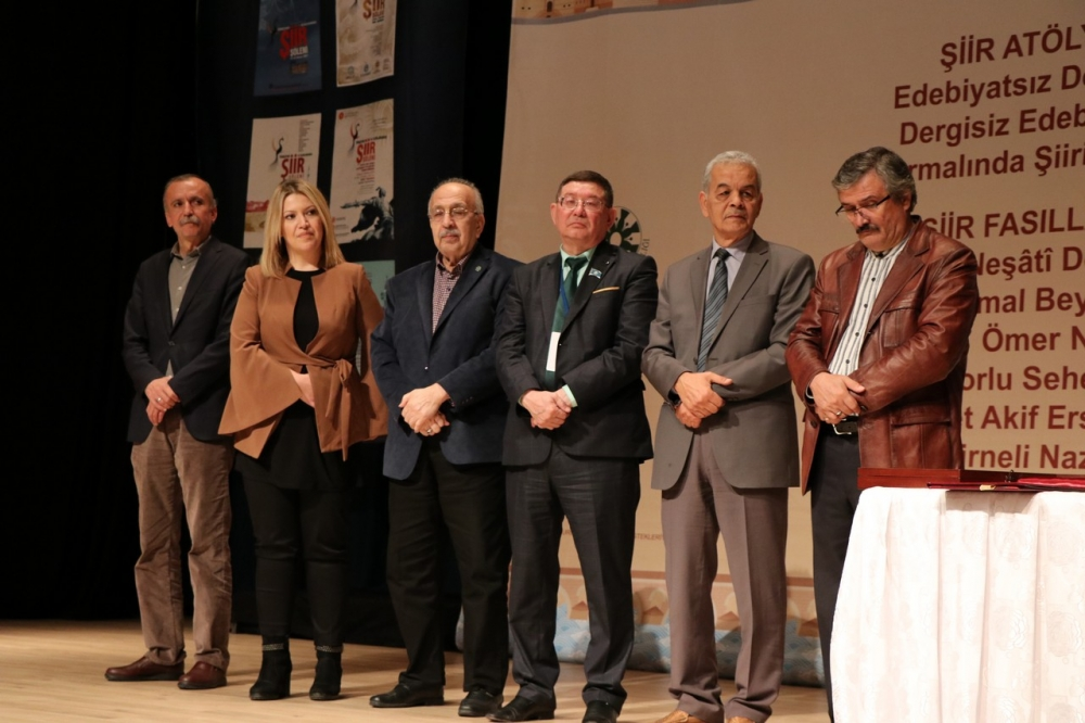 Türkçenin 13. Uluslararası Şiir Şöleni galerisi resim 233