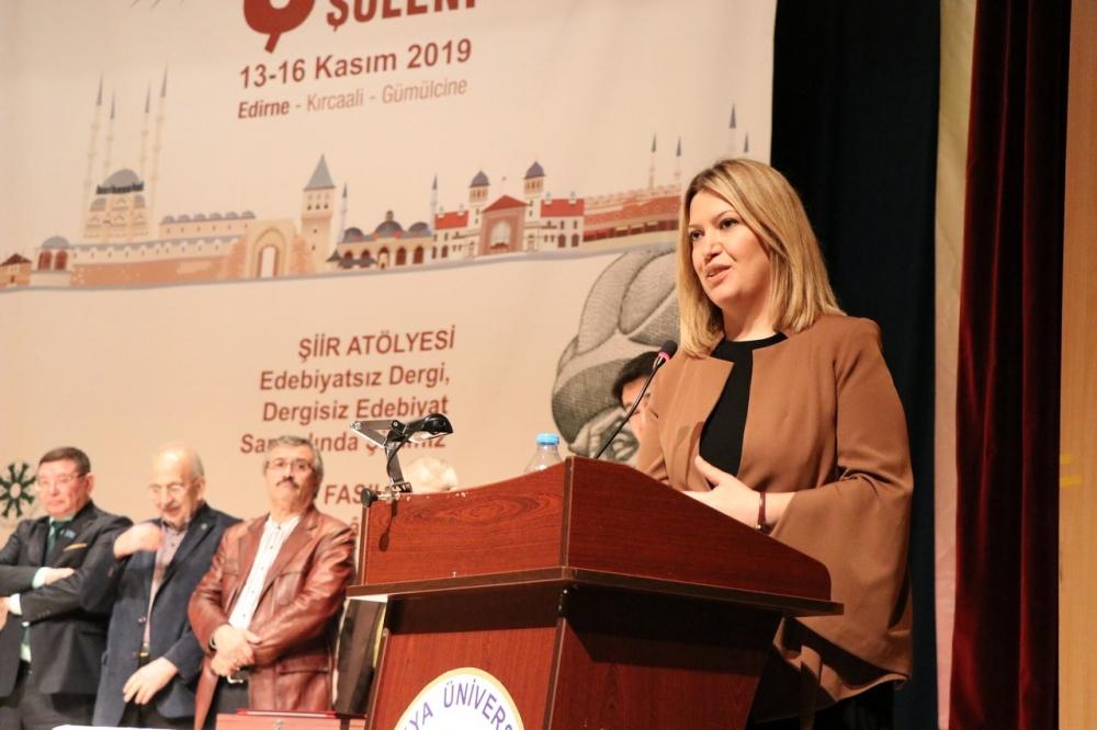 Türkçenin 13. Uluslararası Şiir Şöleni galerisi resim 236