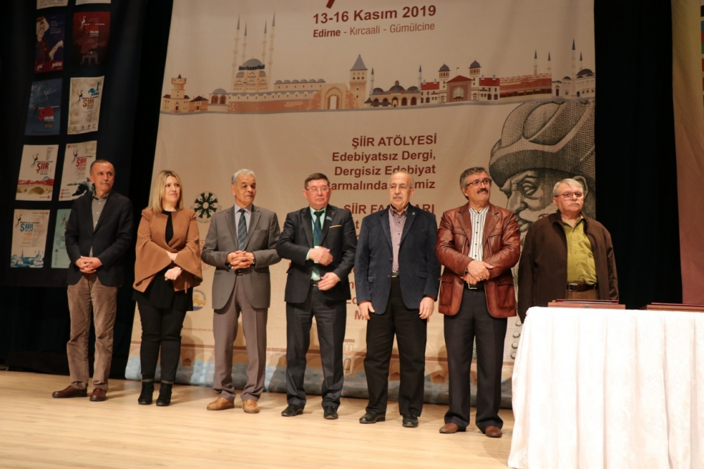 Türkçenin 13. Uluslararası Şiir Şöleni galerisi resim 237