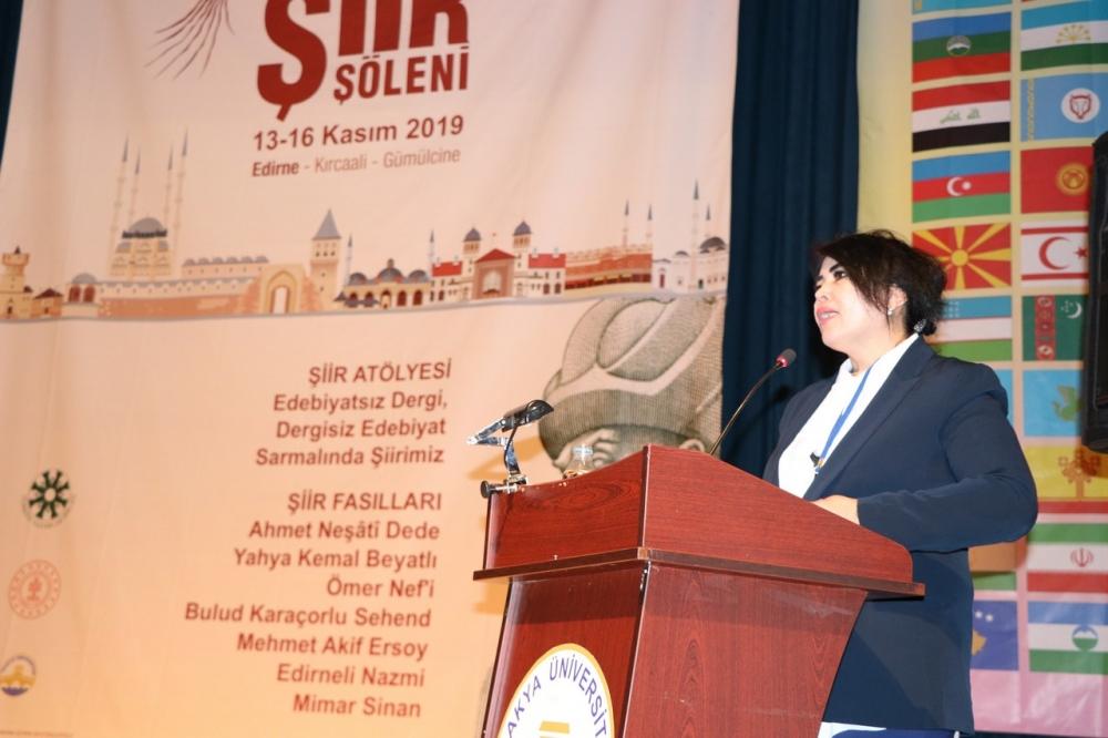 Türkçenin 13. Uluslararası Şiir Şöleni galerisi resim 24
