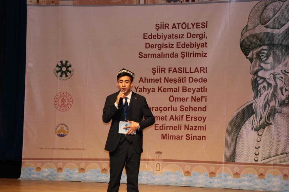 Türkçenin 13. Uluslararası Şiir Şöleni galerisi resim 30