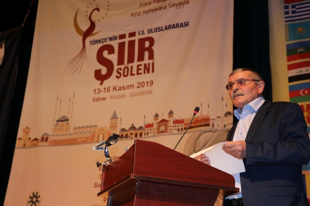 Türkçenin 13. Uluslararası Şiir Şöleni galerisi resim 31