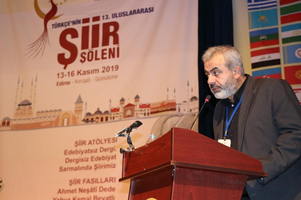 Türkçenin 13. Uluslararası Şiir Şöleni galerisi resim 32