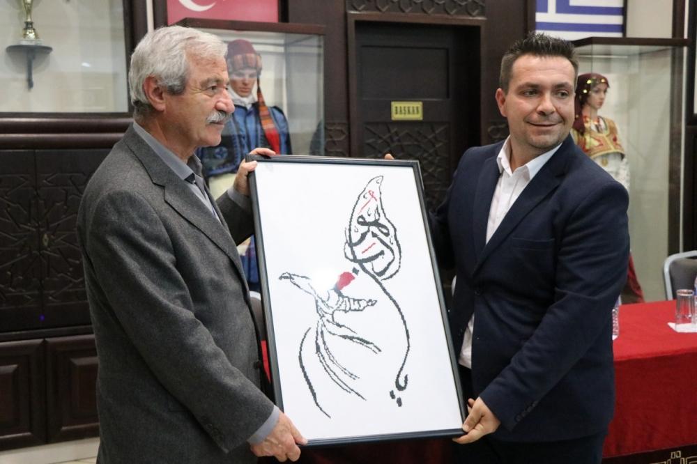 Türkçenin 13. Uluslararası Şiir Şöleni galerisi resim 56