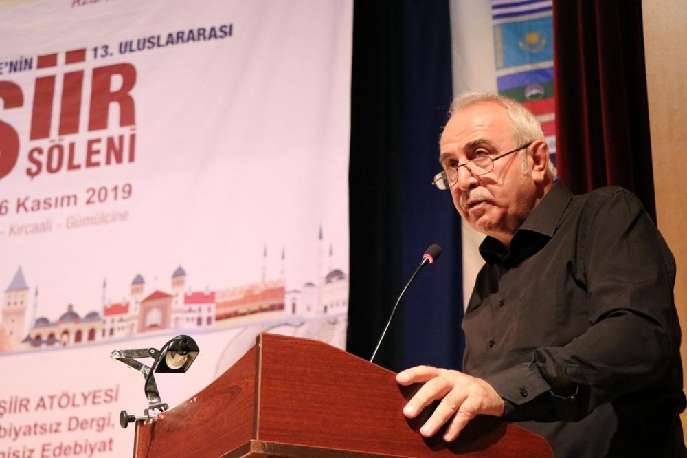 Türkçenin 13. Uluslararası Şiir Şöleni galerisi resim 79