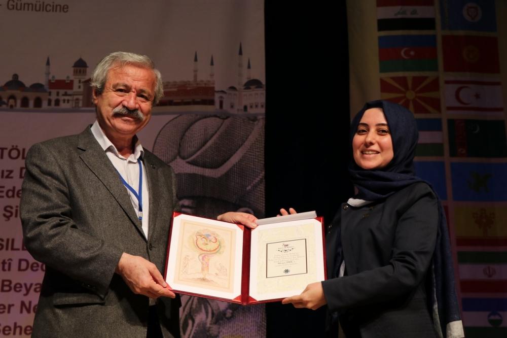 Türkçenin 13. Uluslararası Şiir Şöleni galerisi resim 81