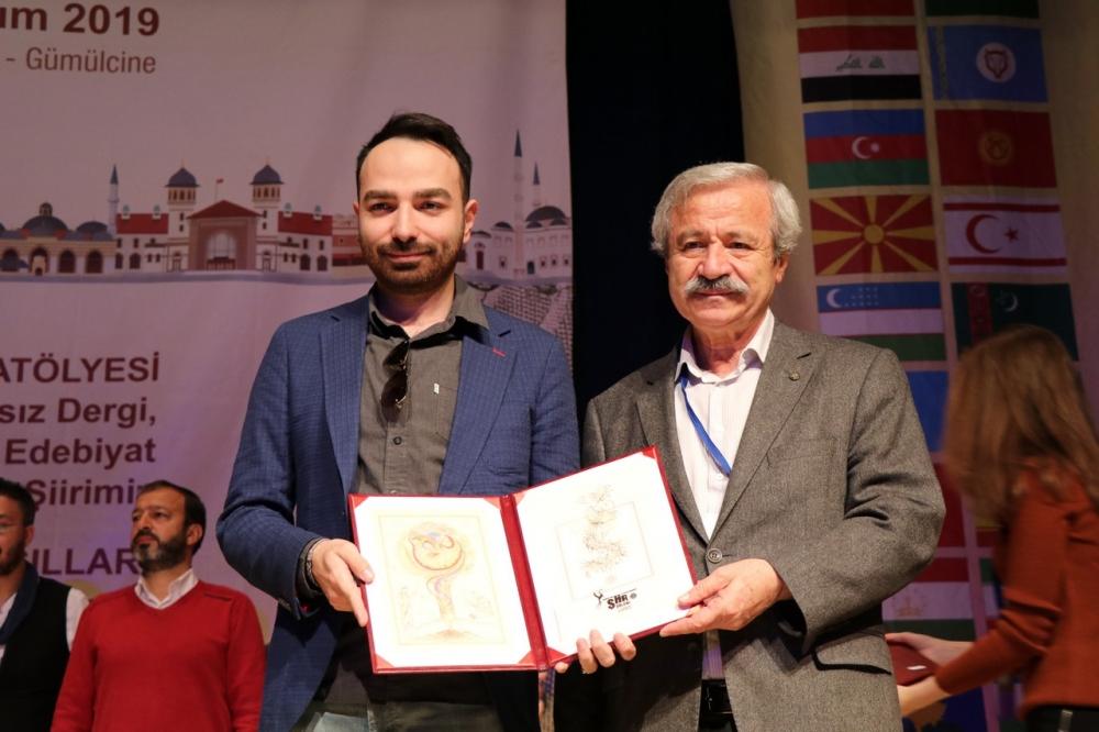 Türkçenin 13. Uluslararası Şiir Şöleni galerisi resim 89