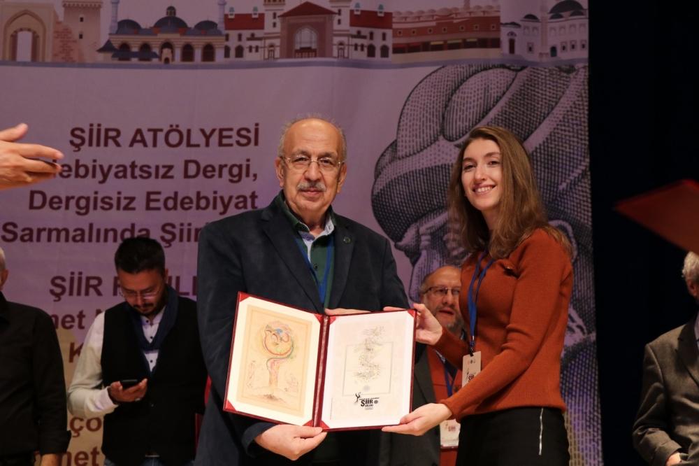 Türkçenin 13. Uluslararası Şiir Şöleni galerisi resim 90