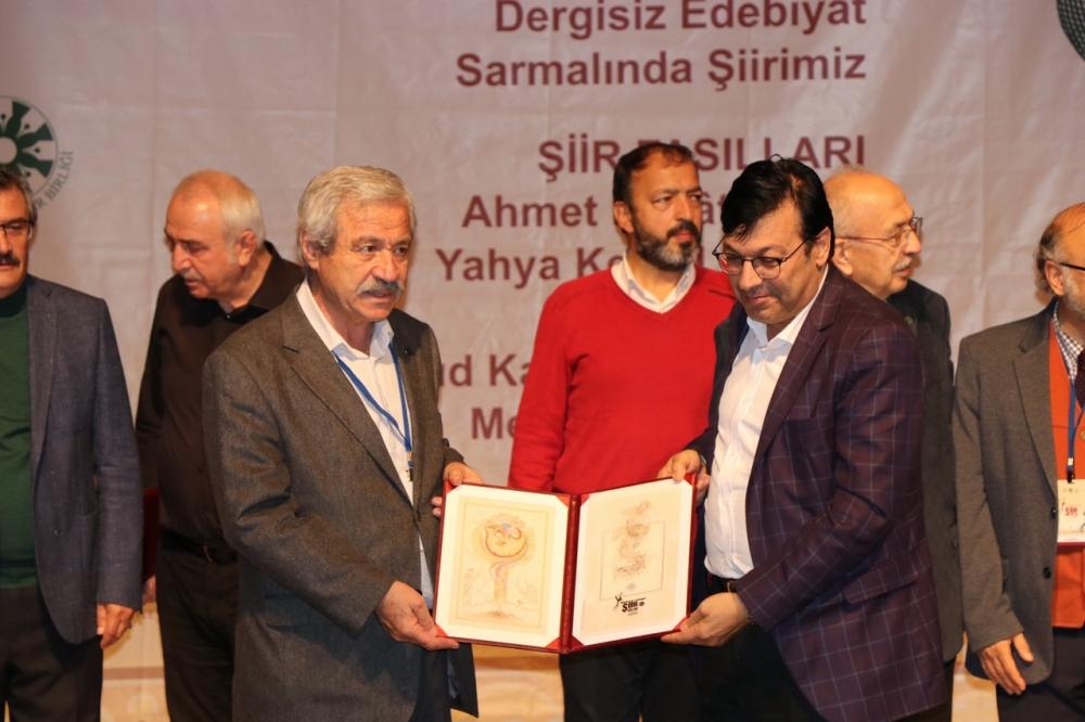 Türkçenin 13. Uluslararası Şiir Şöleni galerisi resim 94