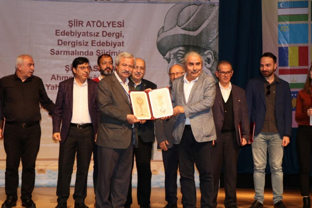 Türkçenin 13. Uluslararası Şiir Şöleni galerisi resim 95
