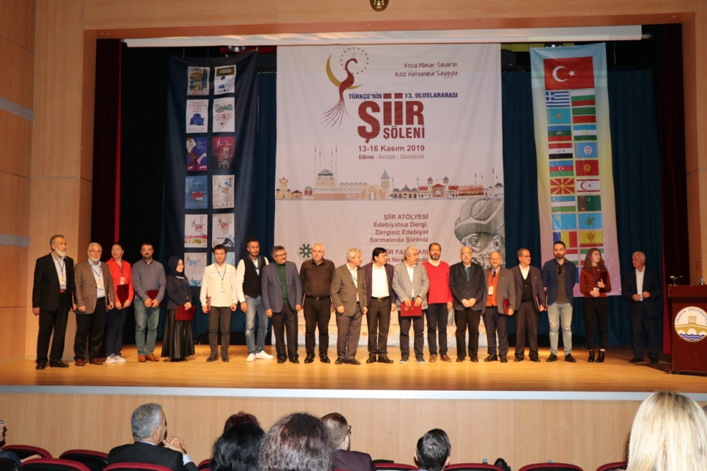 Türkçenin 13. Uluslararası Şiir Şöleni galerisi resim 96