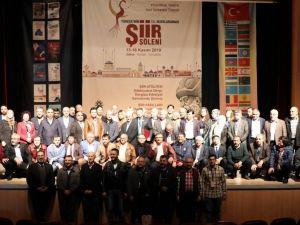Türkçenin 13. Uluslararası Şiir Şöleni