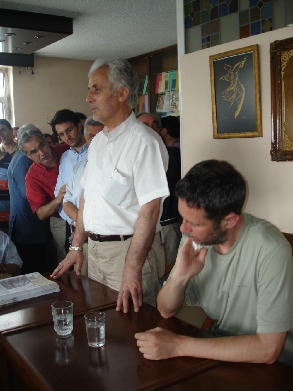 """Hakan Albayrak """"Gazze İntibaları"""" 5 Haziran 2010 galerisi resim 1"""