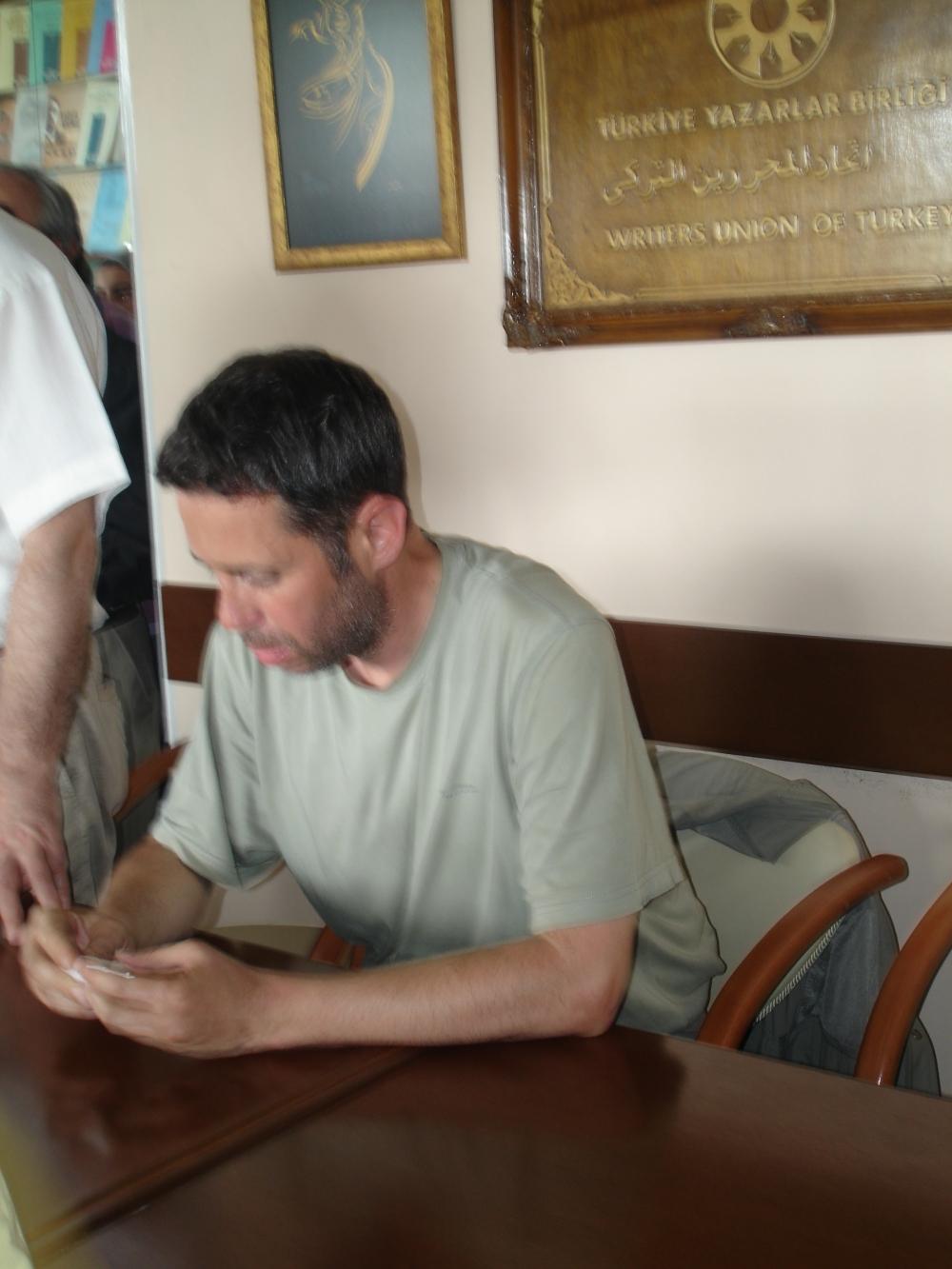"""Hakan Albayrak """"Gazze İntibaları"""" 5 Haziran 2010 galerisi resim 3"""