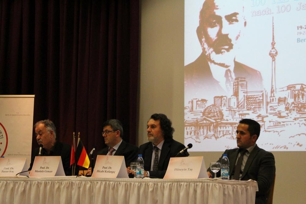 Mehmet Âkif 100 Yıl Sonra Berlin'de galerisi resim 11