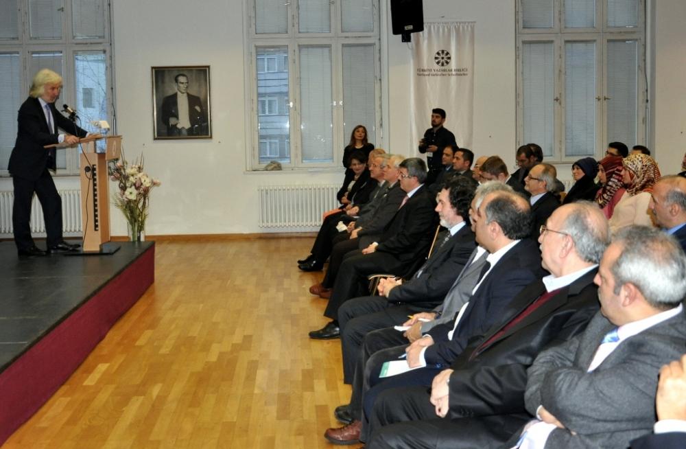 Mehmet Âkif 100 Yıl Sonra Berlin'de galerisi resim 6