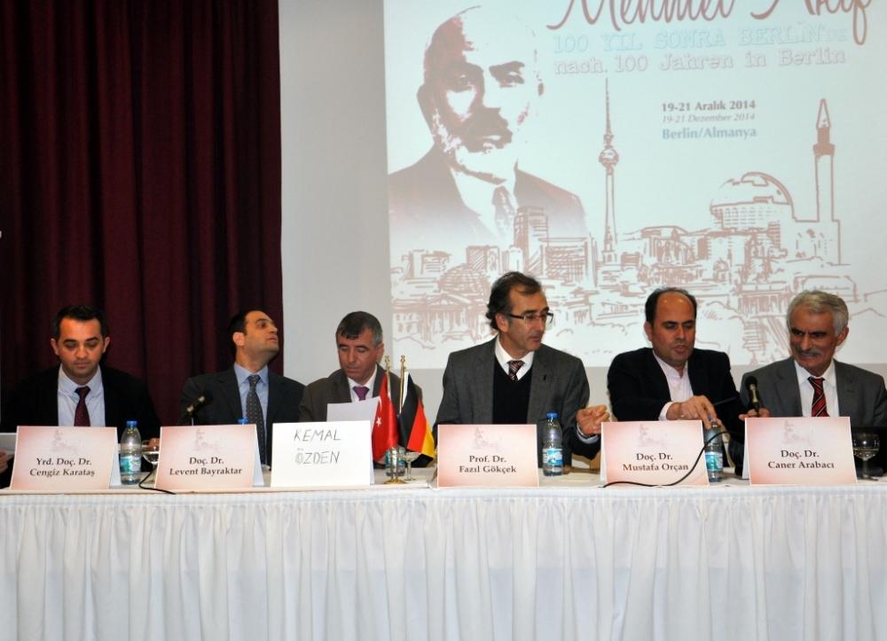 Mehmet Âkif 100 Yıl Sonra Berlin'de galerisi resim 9