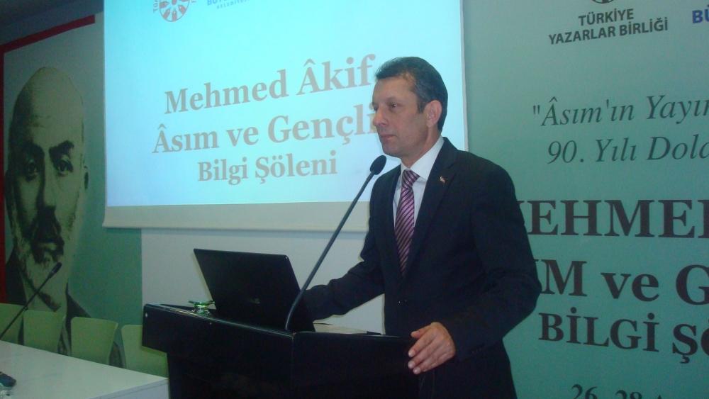 Mehmed Âkif, Asım ve Gençlik Şöleni galerisi resim 1