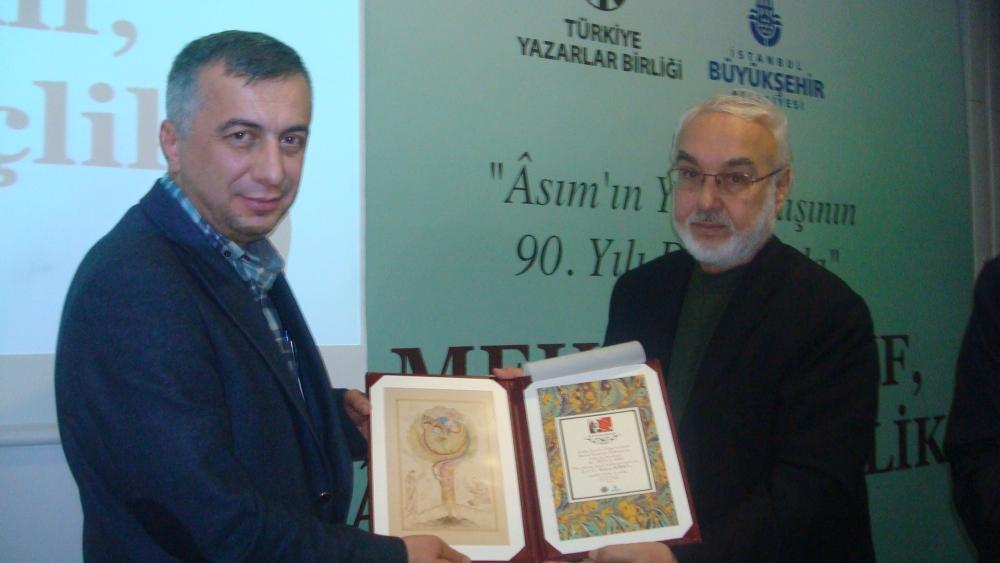 Mehmed Âkif, Asım ve Gençlik Şöleni galerisi resim 10