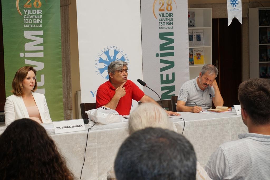 Tarık Buğra Doğumunun 100. Yılında TYB İstanbul'da Anıldı