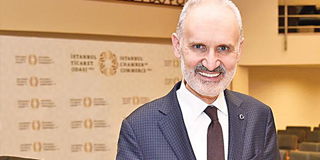 İTO'nun patronu Şekib Avdagiç: Artık 2001'deki Türkiye değiliz