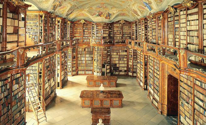 Coğrafyanın kaderini değiştiren güç: kitap ve kütüphane