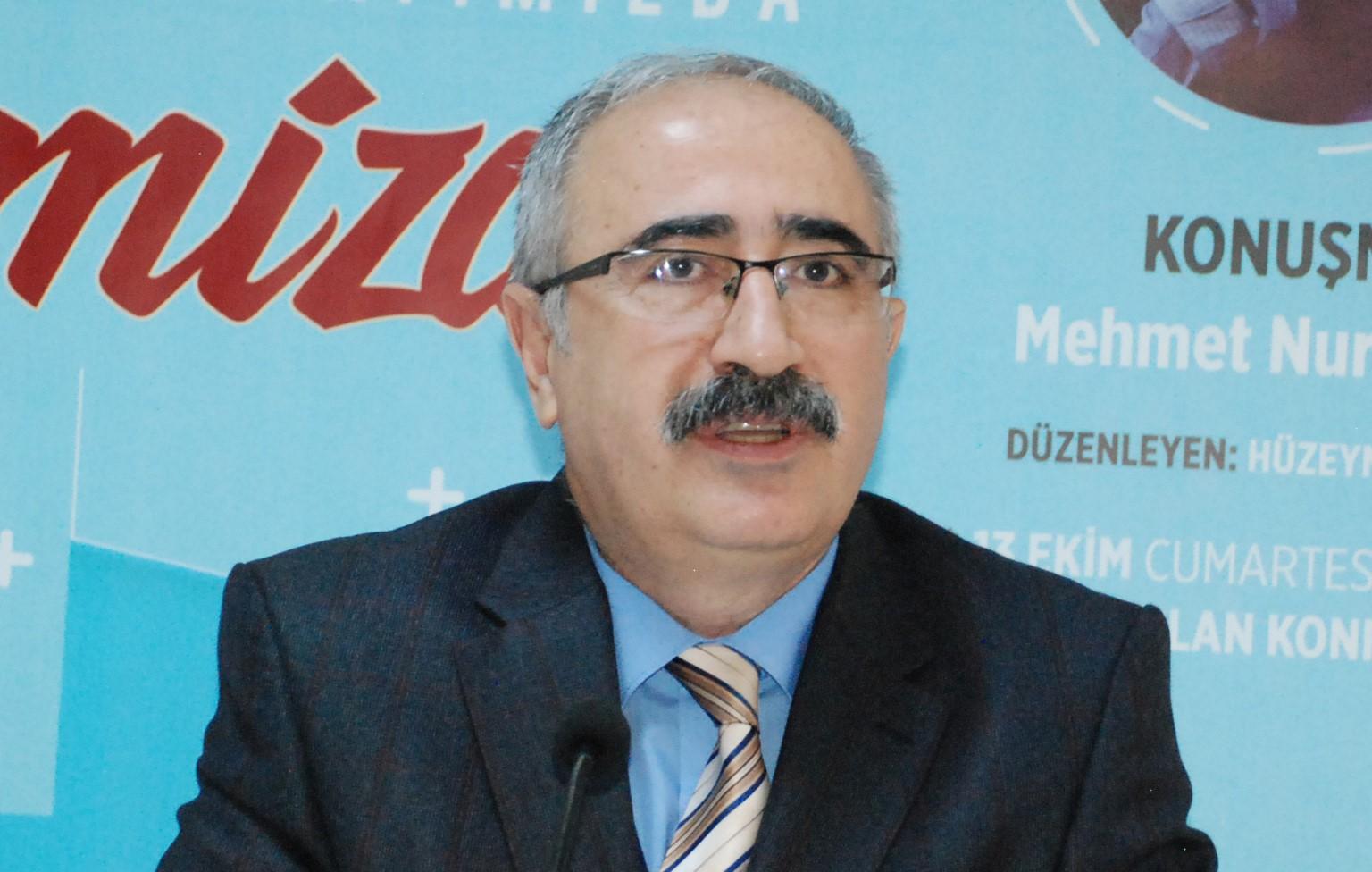 M. Nuri Yardım: Osman Akkuşak amcayı uğurladık
