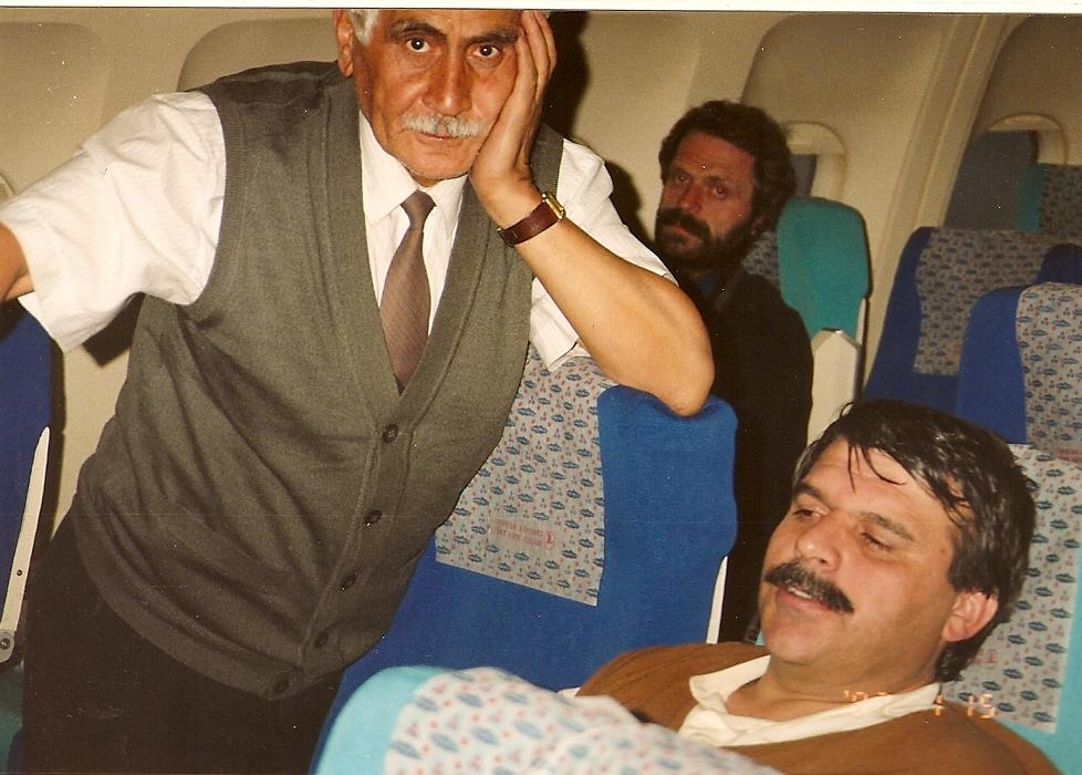 Bahaeddin Karakoç'un Kazakistan ve Özbekistan intibaları