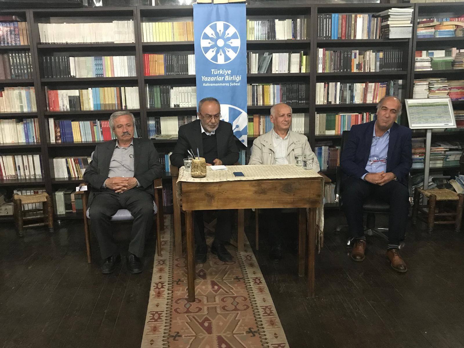 Şair Bahaeddin Karakoç'a vefa