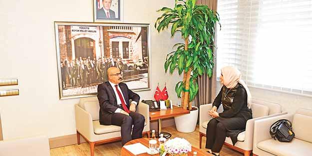 Vali Mahmut Demirtaş ile kadim şehri konuştuk! Güneyin yıldızı Adana