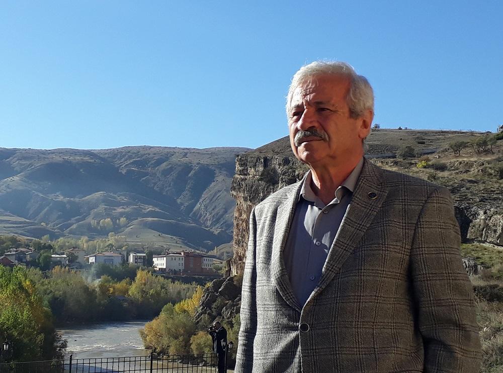 D. Mehmet Doğan: İç ülkedeki sarp şehir: Eğin