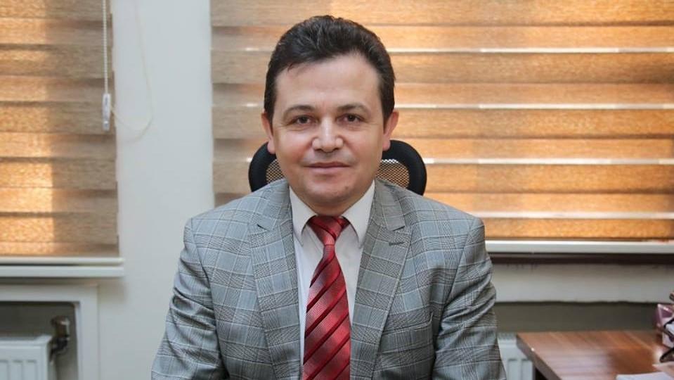 Prof. Dr. Ali Osman Kurt, Dekan Oldu