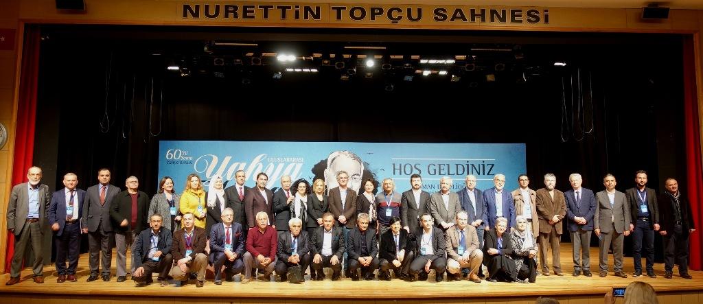 'Uluslararası Yahya Kemal Sempozyumu' Başladı