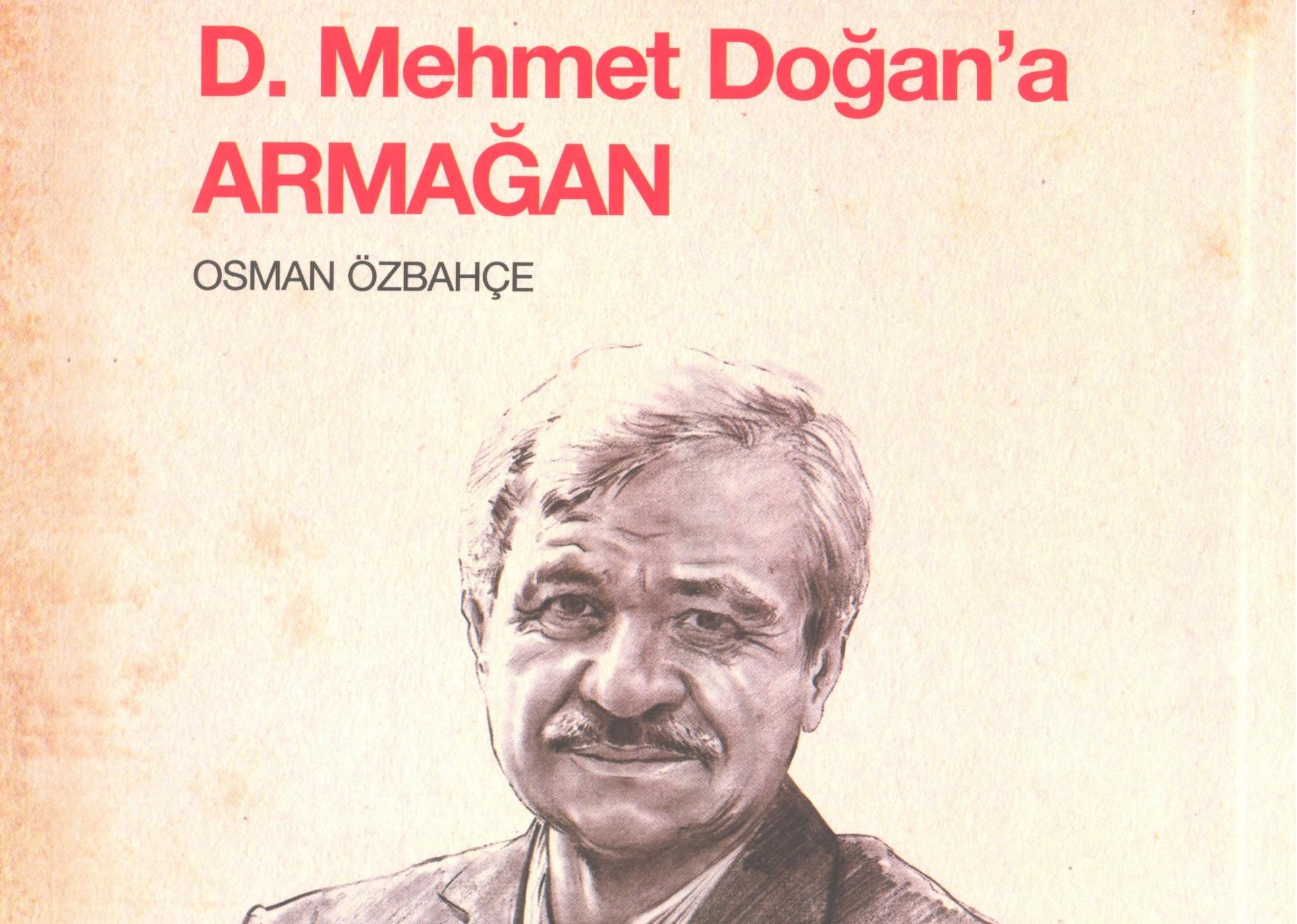 D. Mehmet Doğan'a Armağan