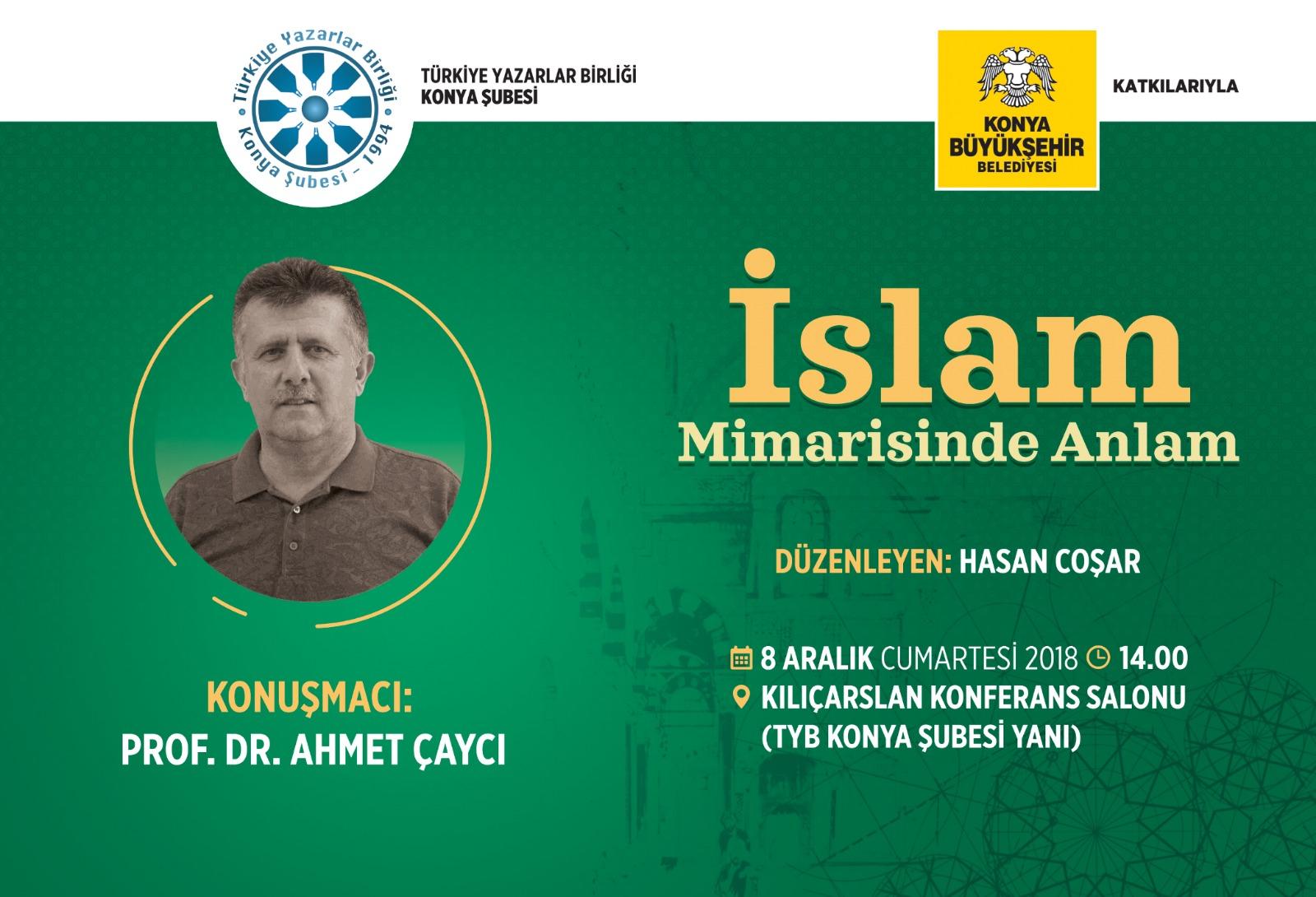 İslam Mimarisinde Anlam