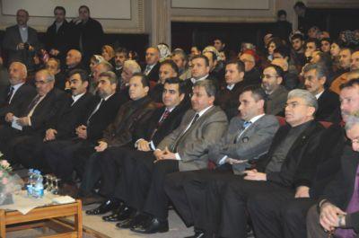 Çanakkale'den İstiklâl Marşı'na  D. Mehmet Doğan Ordu ve Giresun'da konuştu