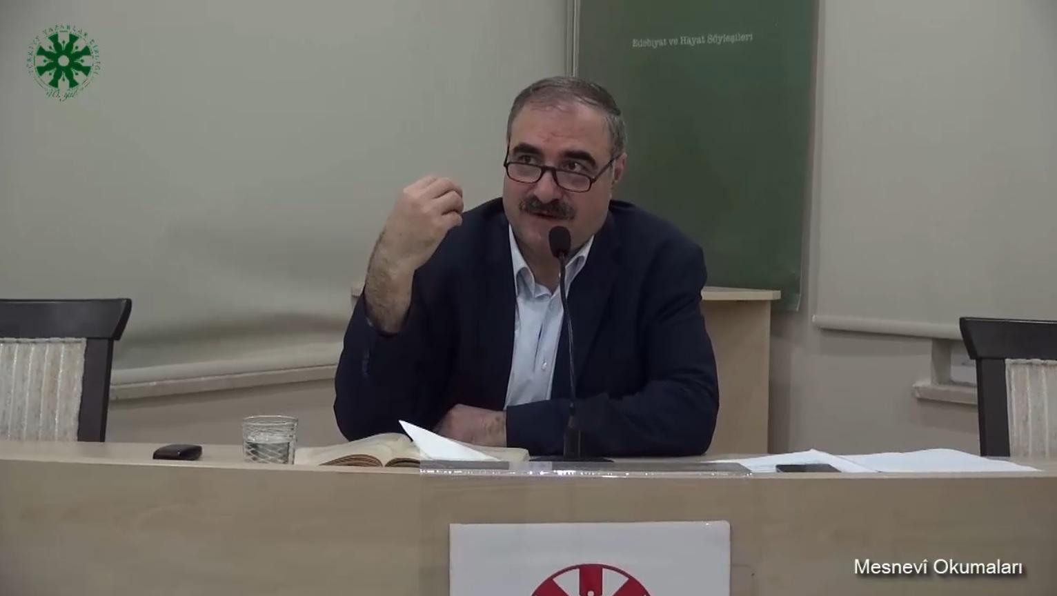 Mesnevî Okumaları - 9 - Dr. Yakup Şafak (video)