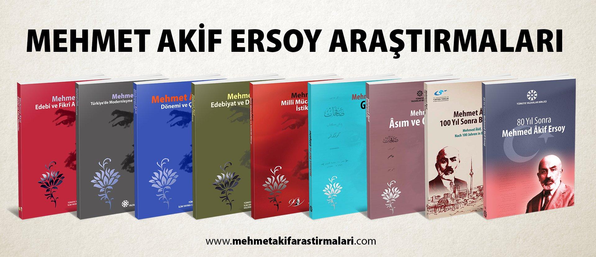 Mehmed Âkif Ersoy Araştırmaları Merkezi İstiklâl Marşı Şairimizin Hatırasını Yaşatıyor