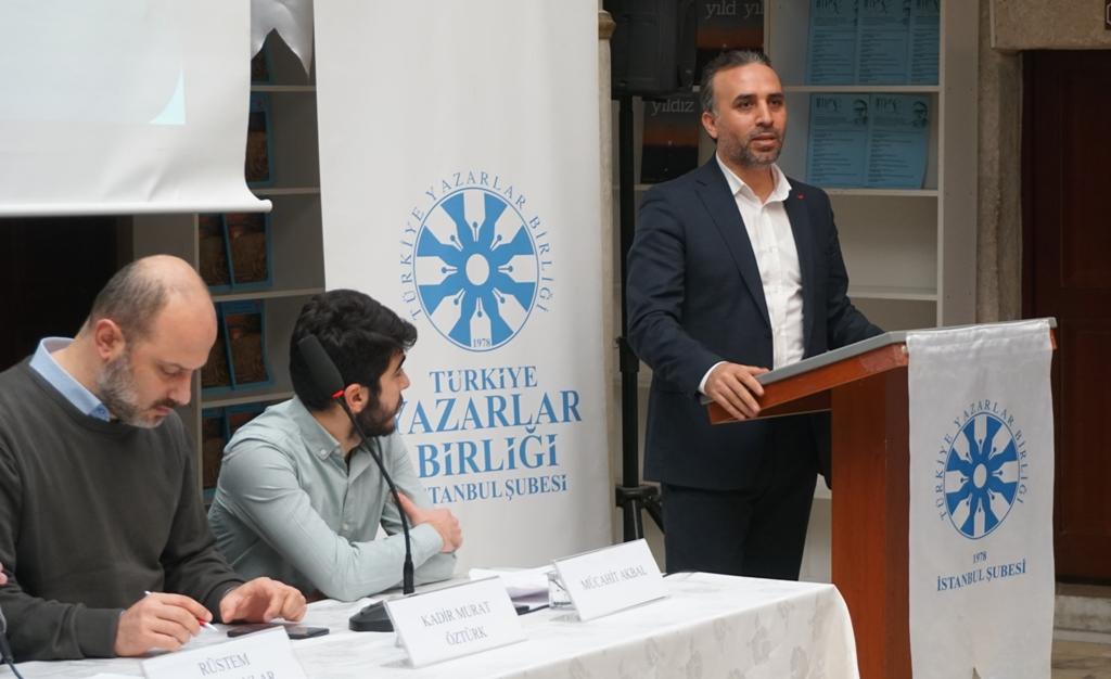 TYB İstanbul'da Kudüs Konuşuldu