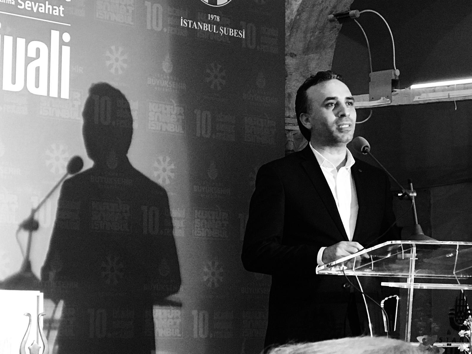 Mahmut Bıyıklı: Balcı'nın Güzel Vedası