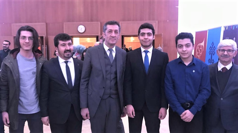 Milli Eğitim Bakanı Ziya Selçuk; Ersoy ve Beyatlı'yı anma konserine katıldı