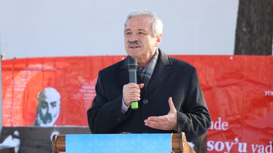 D. Mehmet Doğan: Mehmet Âkif Kastamonu'da!