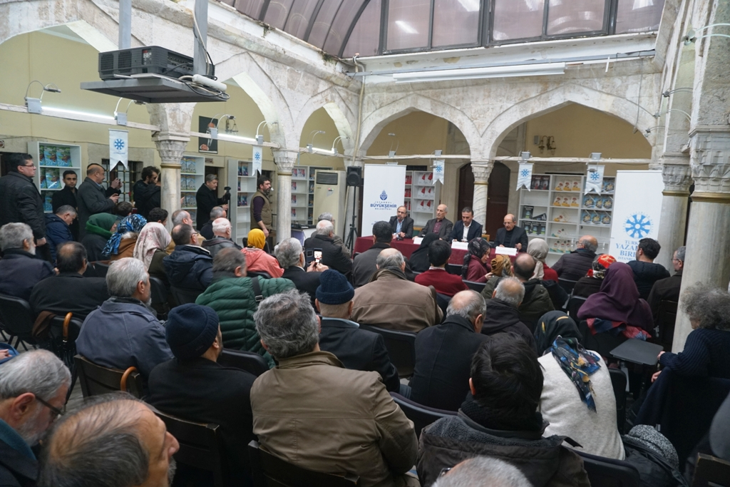 Seyyid Ahmet Arvasi TYB İstanbul'da Anıldı