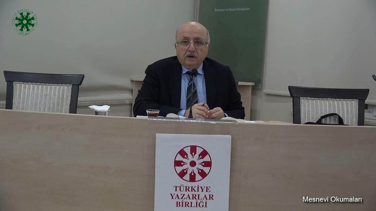 Mesnevî Okumaları - 10 - Prof. Dr. Adnan Karaismailoğlu (video)