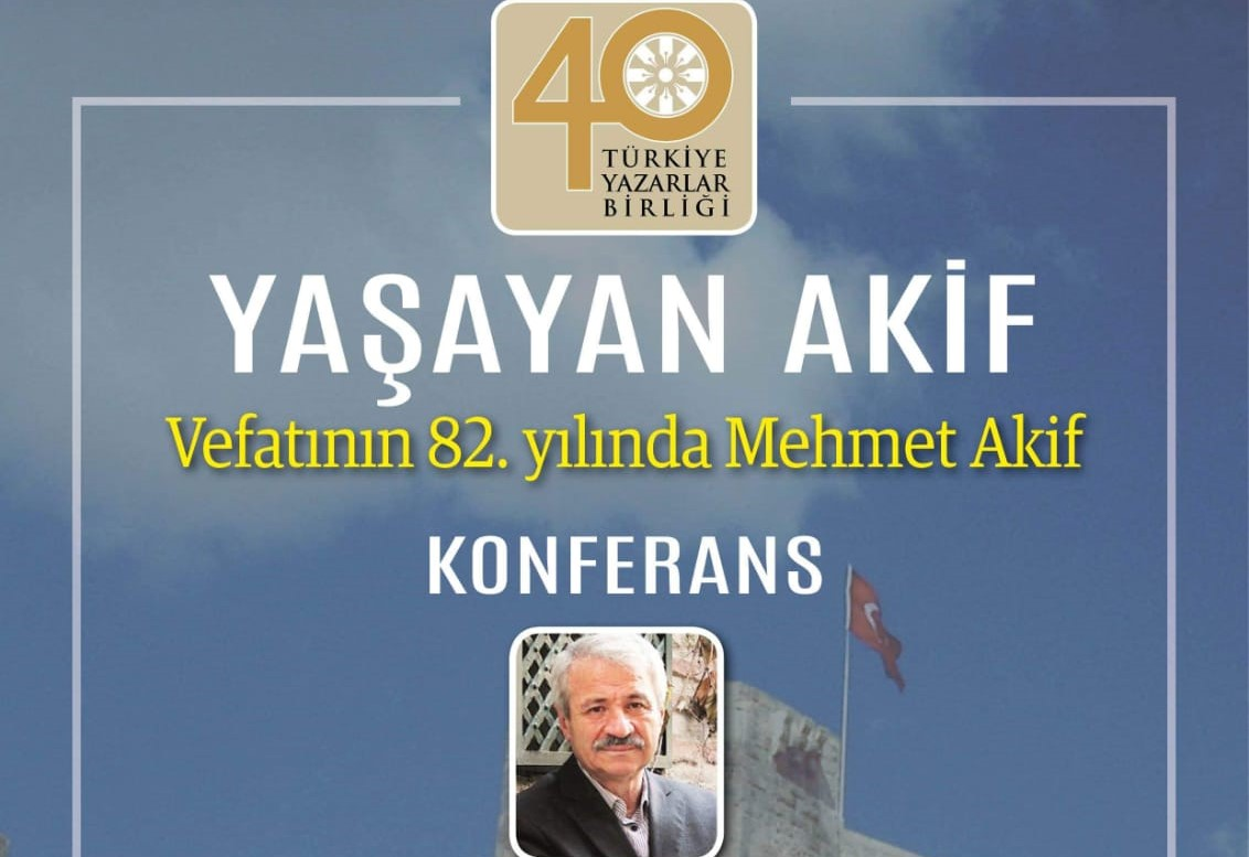 Gaziantep'te Yaşayan Âkif Konferansı