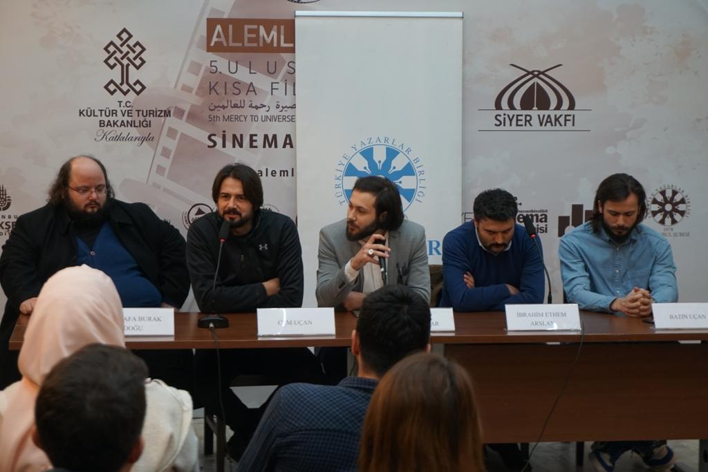 Türk Sineması TYB İstanbul'da Konuşuldu