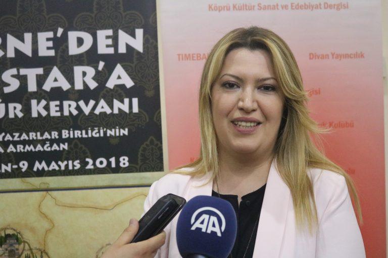 Leyla Şerif Emin: Şiir deyip geçmeyin