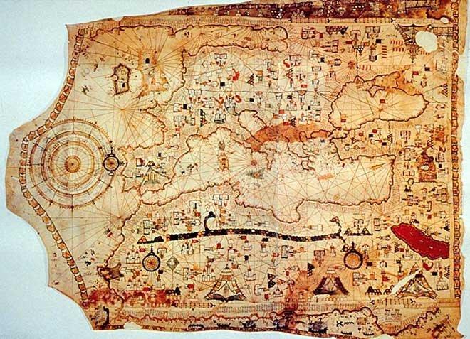 Osmanlı'nın basılı ilk atlası: Atlas-ı Cedid