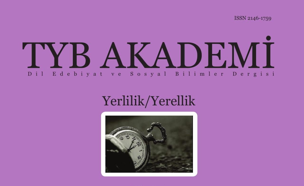TYB Akademi'nin Yerlilik/Yerellik sayısı çıktı