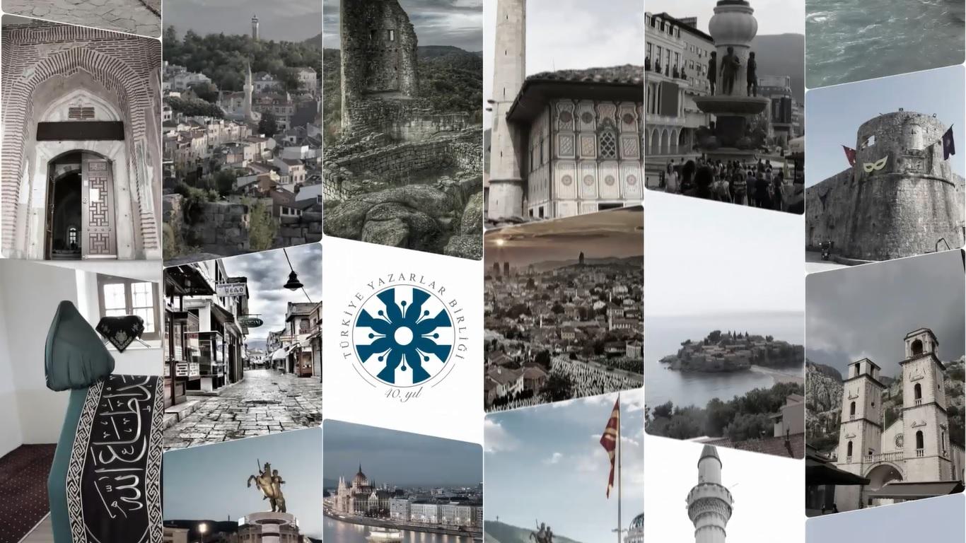 Edirne'den Mostar'a Kültür Kervanı (Belgesel)